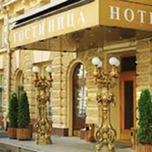 Гостиницы Константиновска