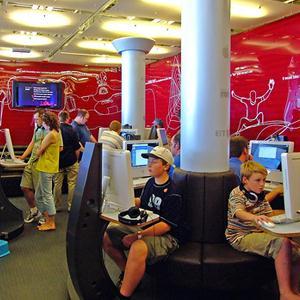 Интернет-кафе Константиновска
