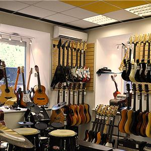 Музыкальные магазины Константиновска