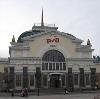 Железнодорожные вокзалы в Константиновске
