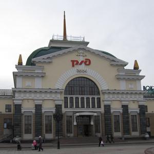 Железнодорожные вокзалы Константиновска